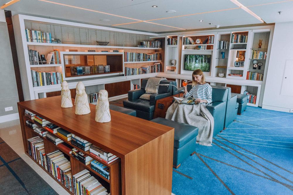 Viking Cruise Library