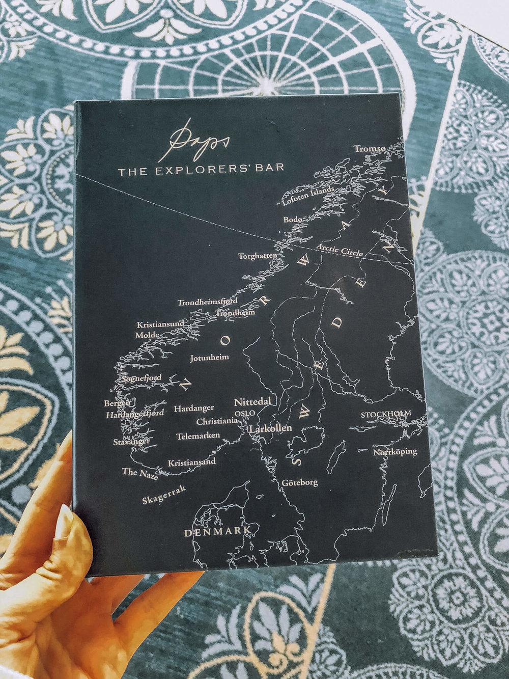 viking explorers bar