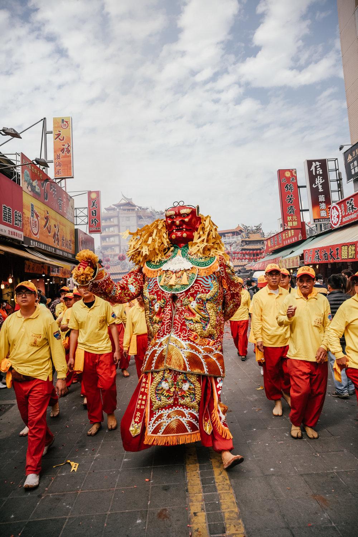 xingang temple