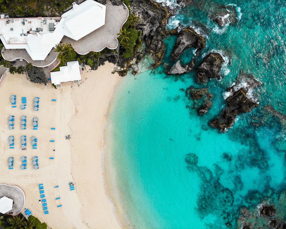 bermuda fairmont beach