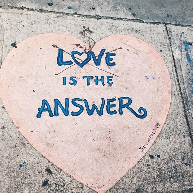 #Love is the answer // #PrideMonth #WorldPride #Madrid
