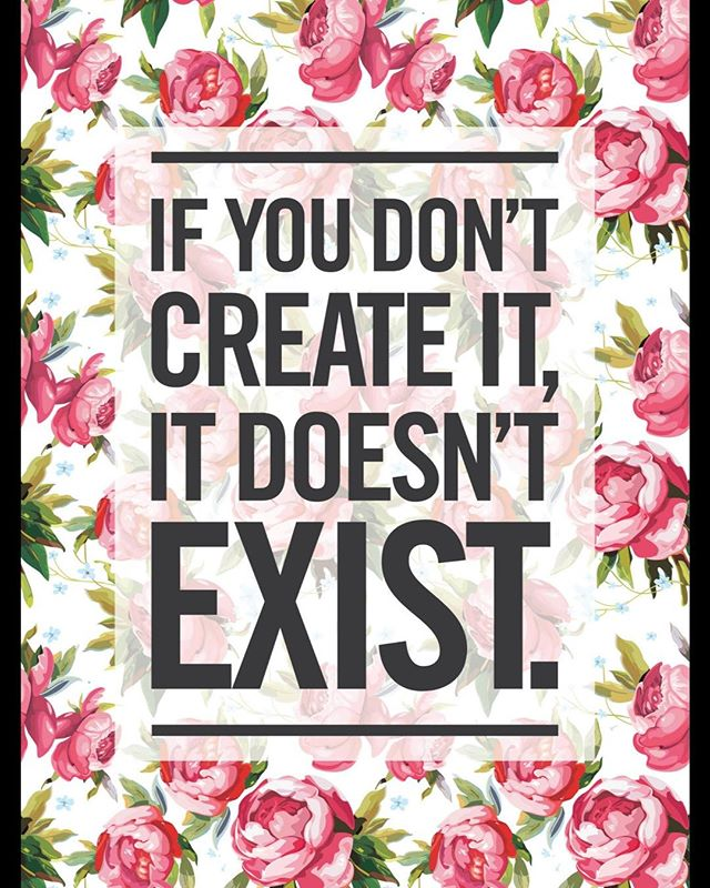 If you'd create it, it doesn't #Exist // #SalDelCloset #FueraDelCloset #ElDiarioGay #Gay #quote
