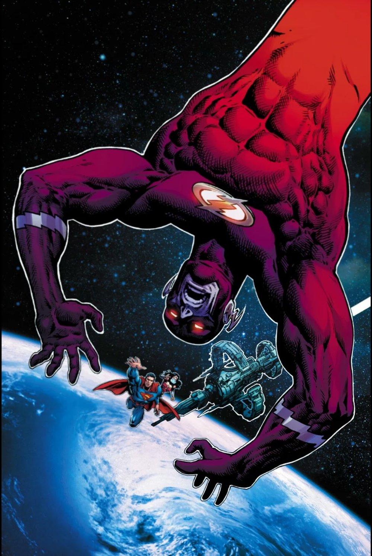Justice League #38 // Review -