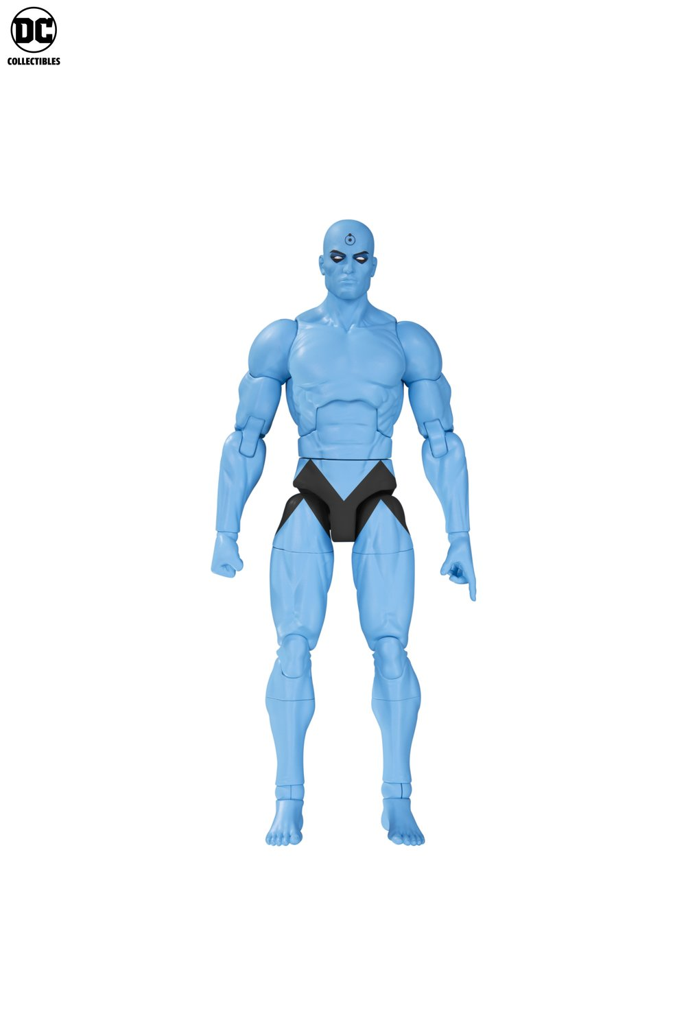 Doomsday Clock Dr. Manhattan Figure- Image via DC Collectibles