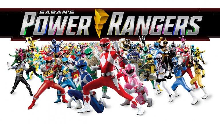 Power Rangers Banner- Image via Saban Brands and Hasbro