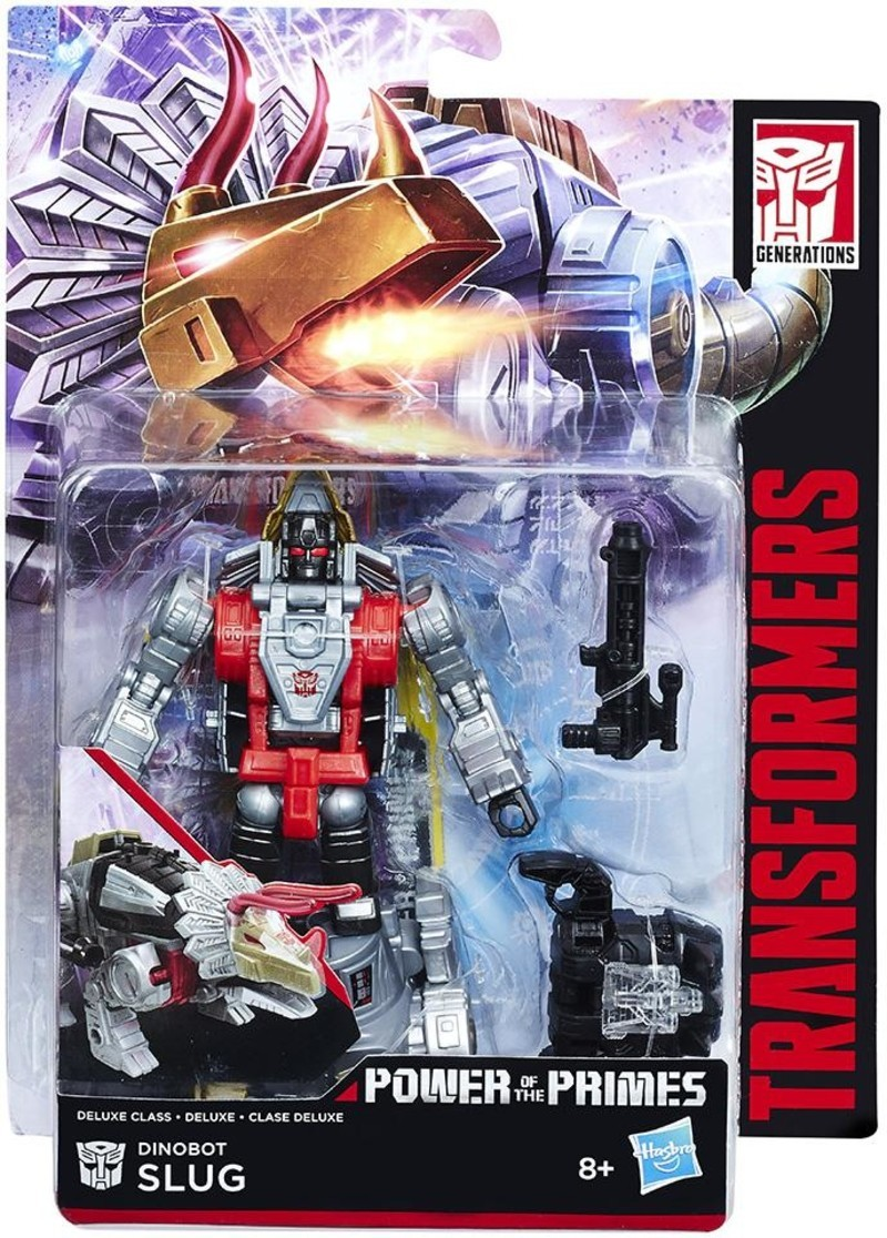 Transformers Generations Power of the Primes Deluxe Dinobot Swoop Action Figure