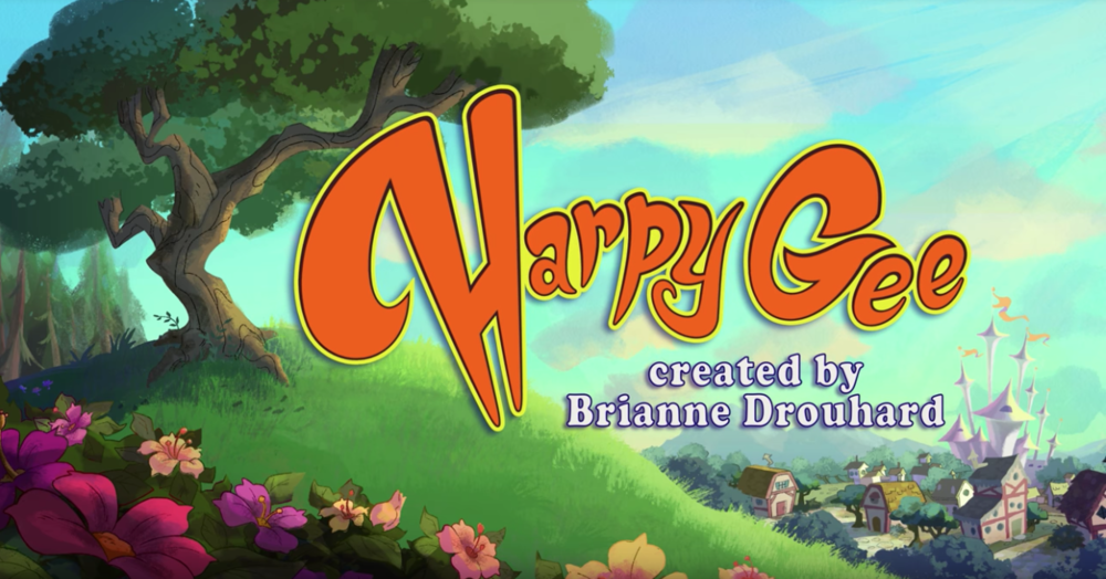 Harpy Gee Short via Nick Animation.
