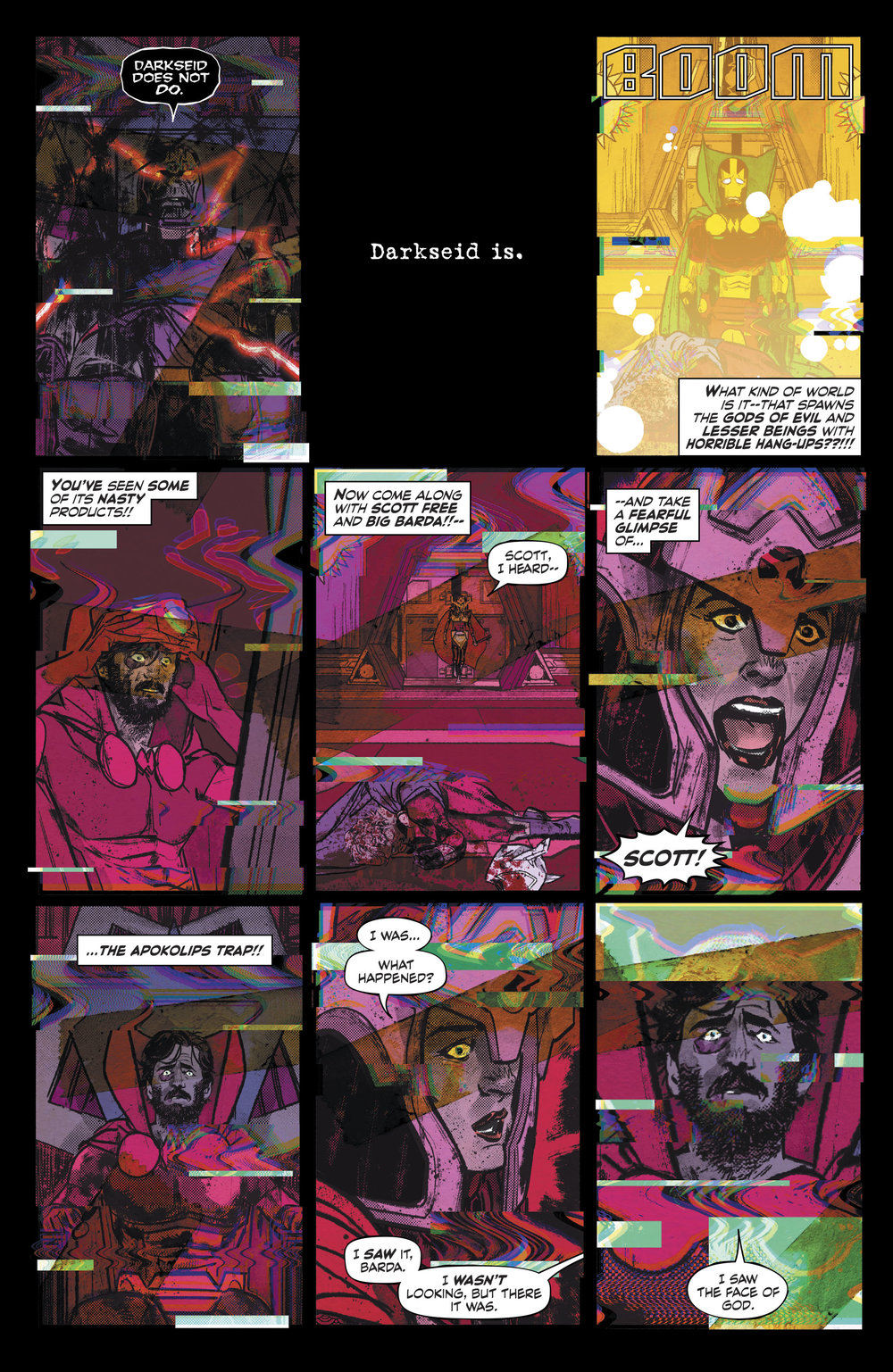 Mister Miracle Vol 4 #6