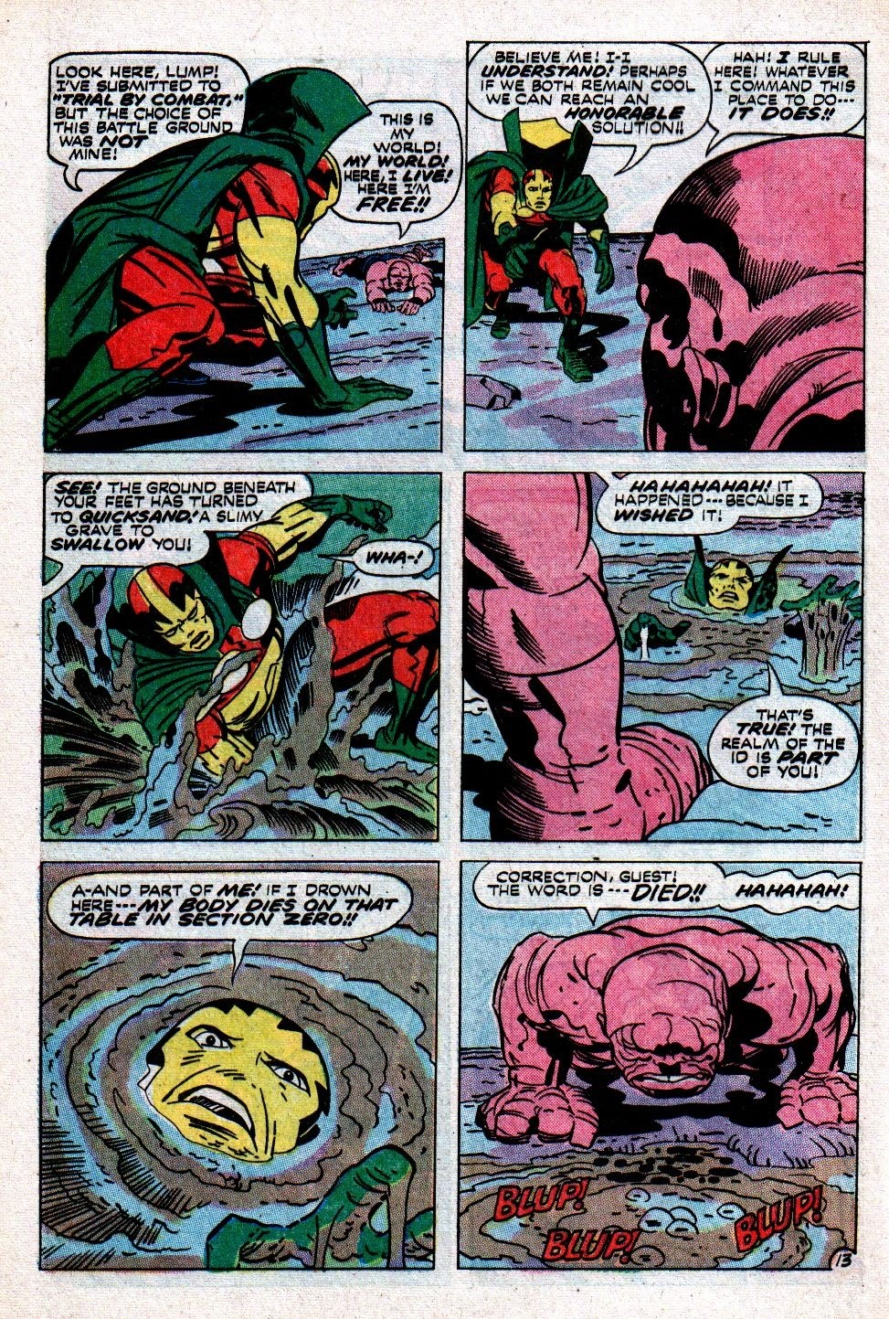 Mister Miracle Vol 1 #8