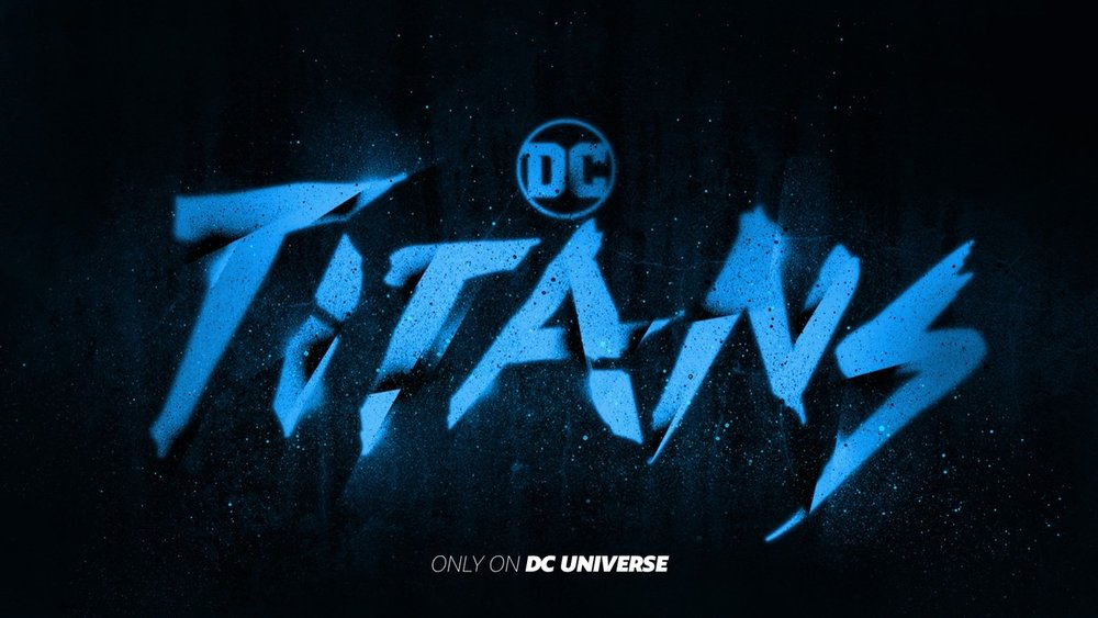 Titans Logo via DC Comics.