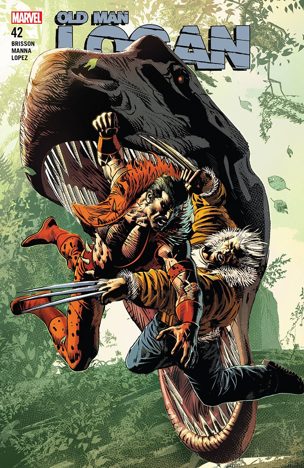 old man logan 42 review you don t read comics