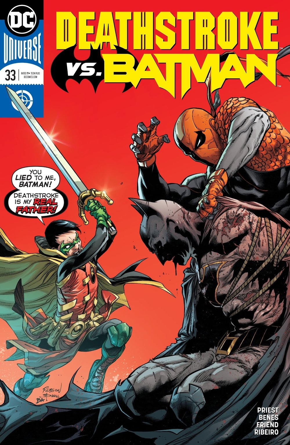 deathstroke 33 review you don t read comics