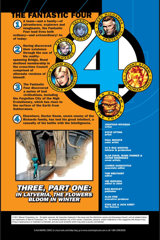Fantastic Four #583, thumbnail art by Dale Eaglesham