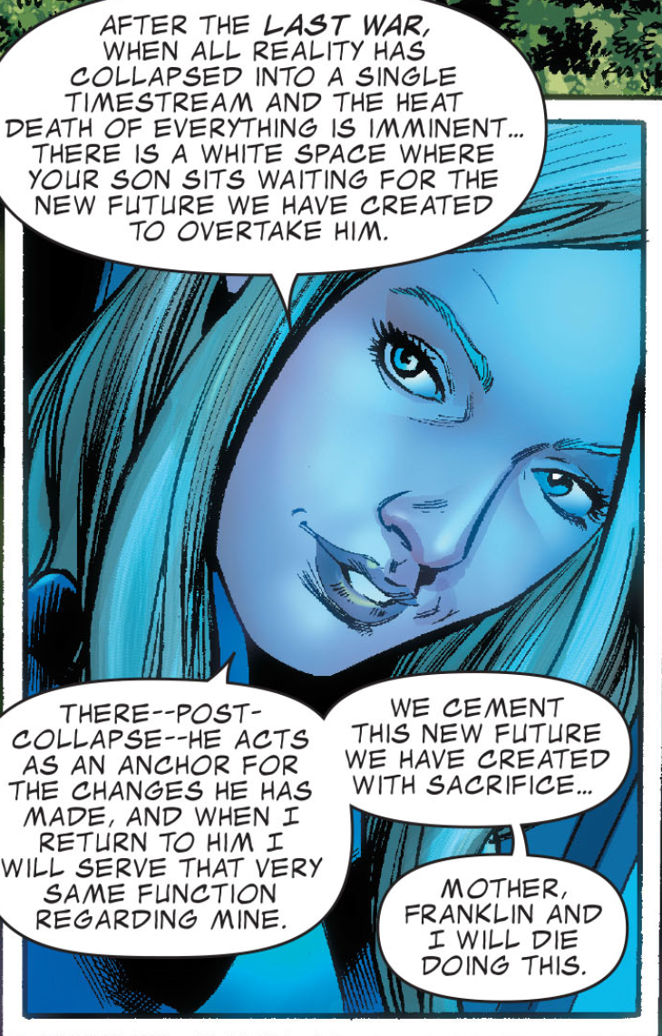 Fantastic Four #582, art by Neil Edwards, Scott Hanna, and Paul Mounts