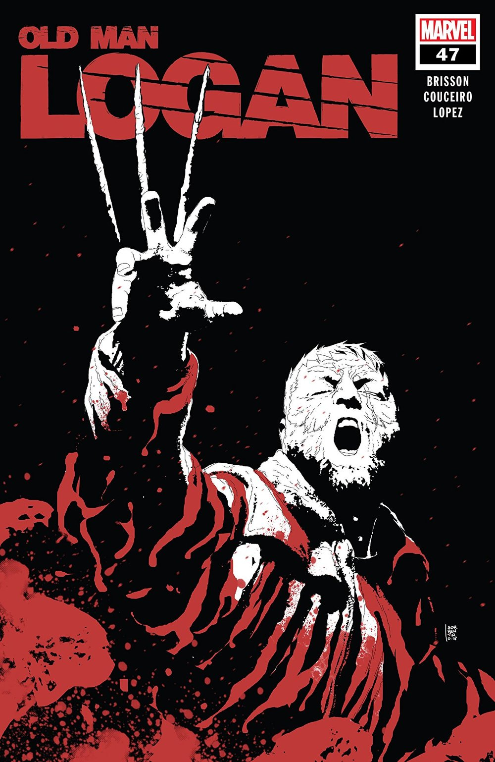 old man logan 47 review you don t read comics