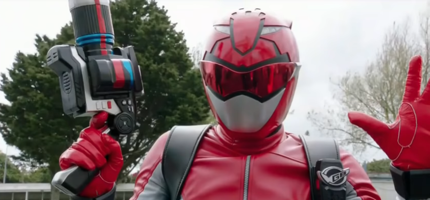Power Rangers Beast Morphers — Television — You Don't Read