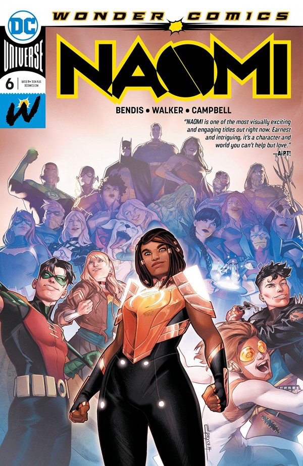 Naomi #6 // Review — You Don't Read Comics
