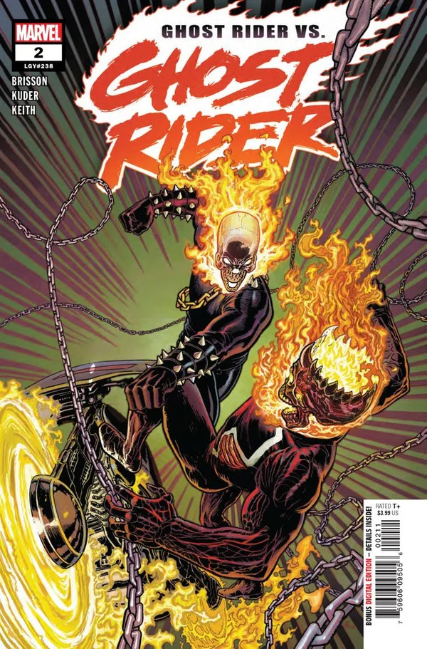 Ghost Rider 2 Review You Don T Read Comics