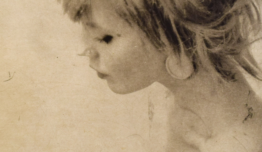 Photogravure detail