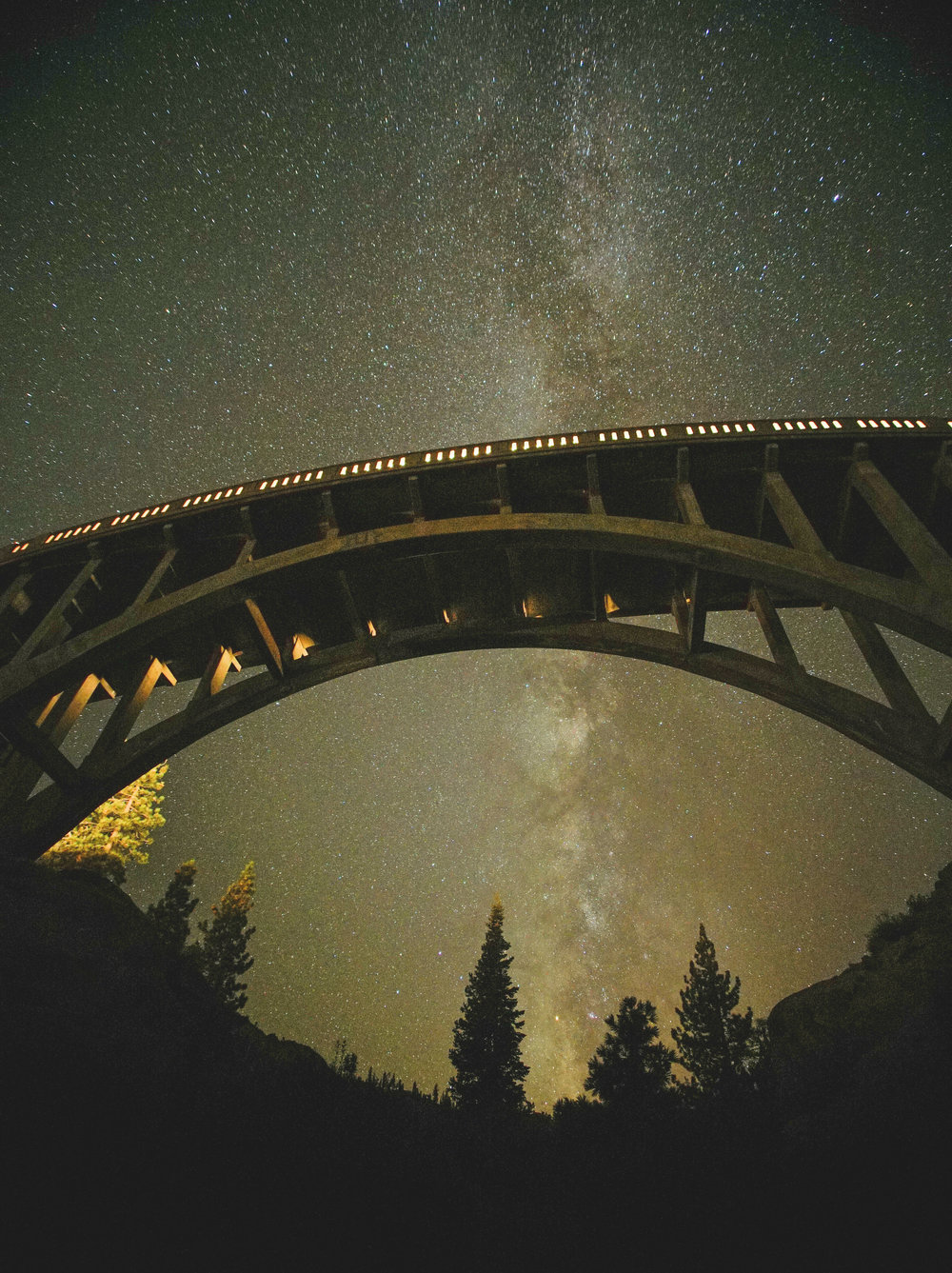 Donnor Bridge [Truckee, CA]
