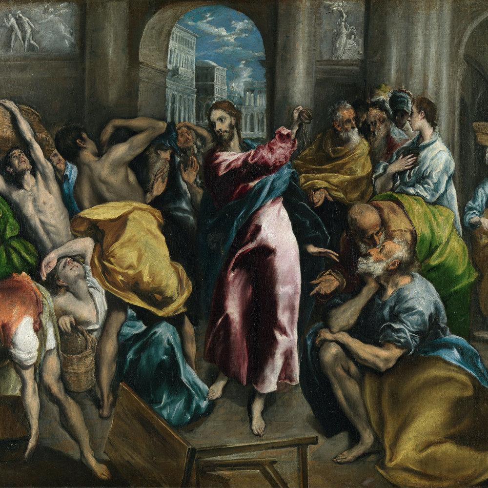 El Greco Moneylenders 1500 x 1500.jpg