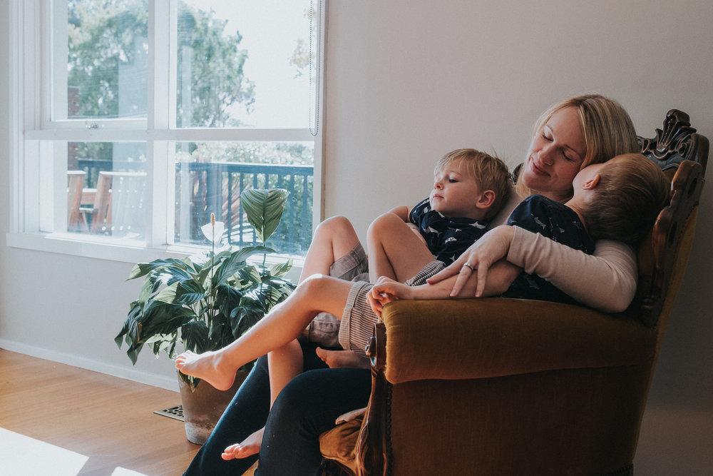 Danielle Dobson Capturing Families