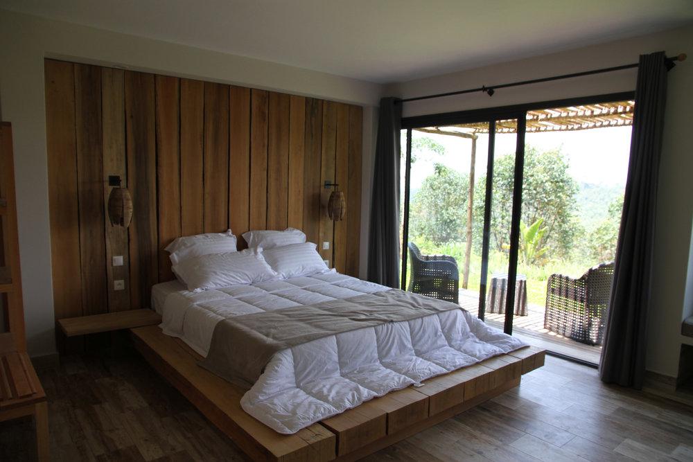 Kitesurf Madagascar Sakalava Diego Mantadia Lodge Andasibe Hotel