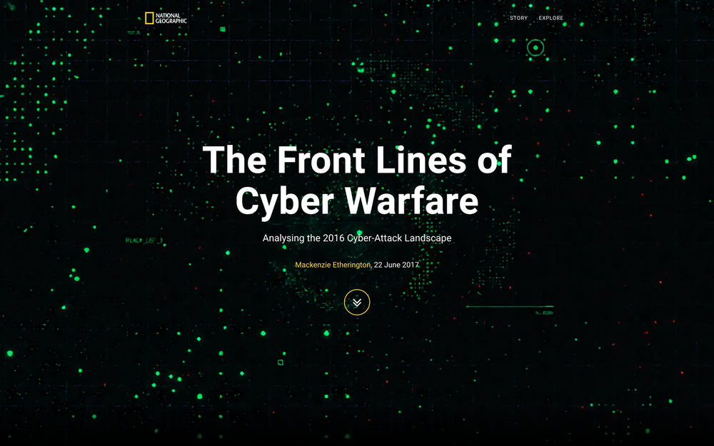 cyber warfare hero