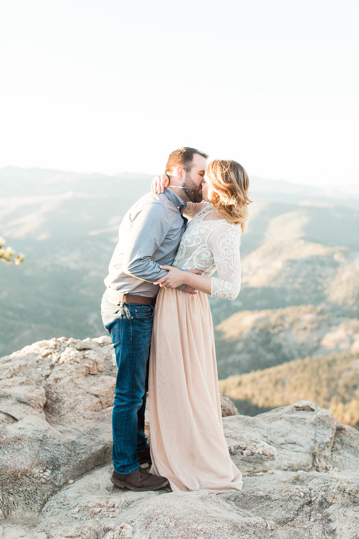 Photo:    Sara Corona Photography   , Boulder, CO. Our engagement photos.