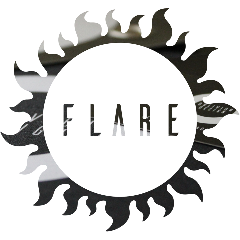 FLARE PRODUCTS by Oblivion Design