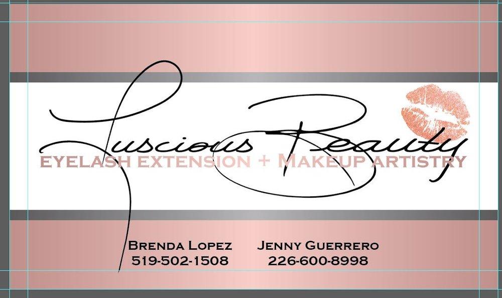 Custom Business Cards!