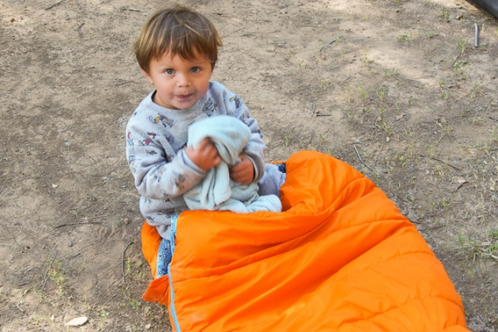 sleeping bag for children - bag for your child