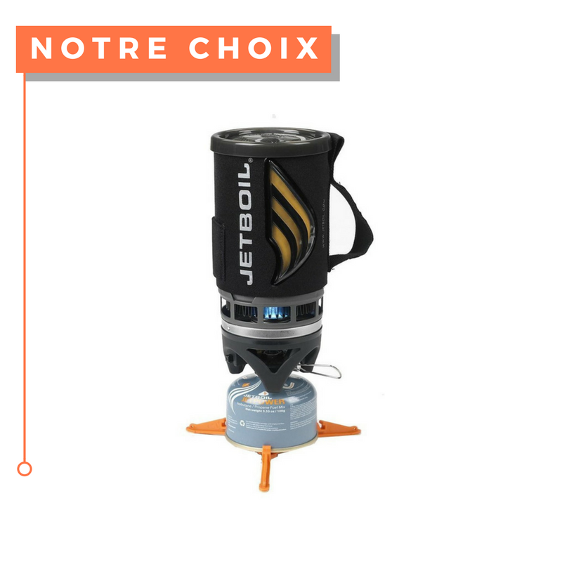 Le Jetboil Flash  -