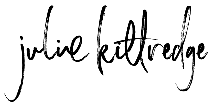 Julie Kittredge: Artist, Speaker, Coach and Course Creator for the Intentional Woman & Creative Entrepreneur