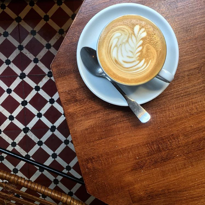 Coffee at Loustic