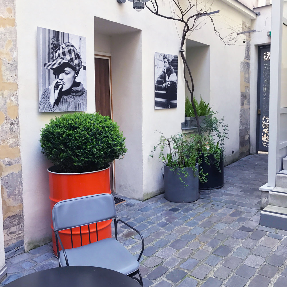 Photography at Hotel Jules et Jim