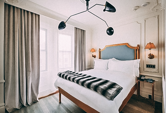The Coolest Boutique Hotels In Nyc For Every Price Point Downtown Fox