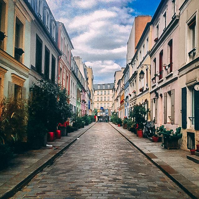Image result for paris neighborhood