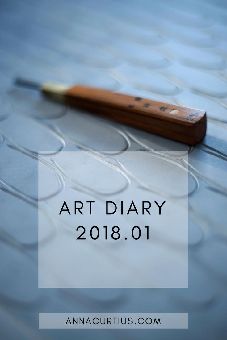 Art Diary 2018.01