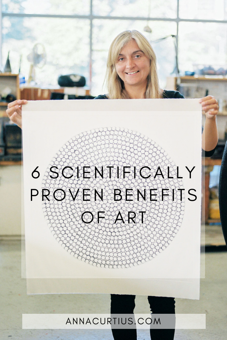 6 scientifically proven benefits of art