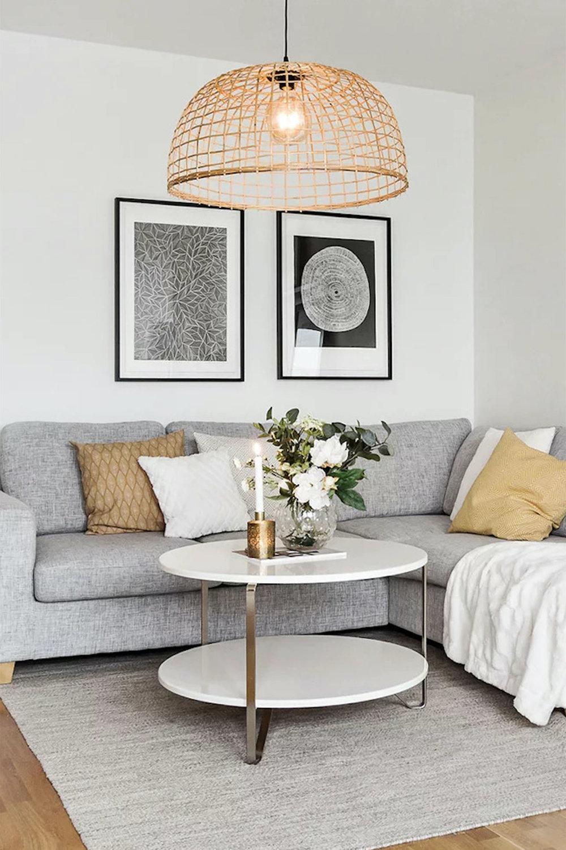 How to hang prints