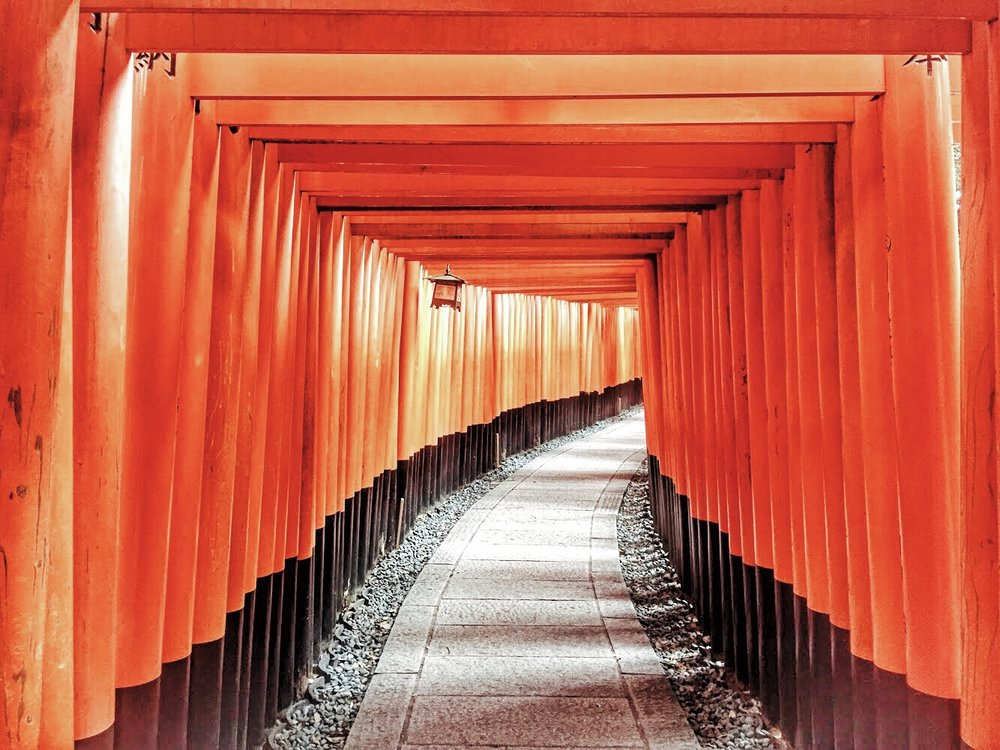 Japan first-timer: Fushimi Inari -  Ruthvcp.com
