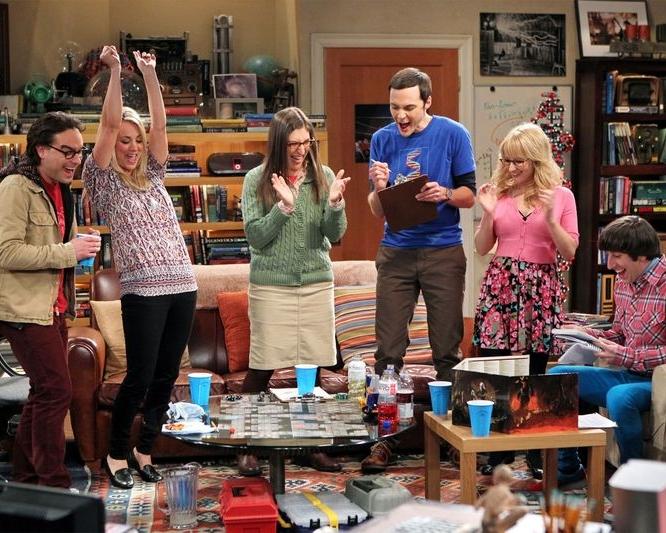 The Big Bang Theory (2007) - Sebenarnya saya udah ngikutin sitkom ini dari tahun lalu, tapi nontonnya nggak urut. Jadi awalnya sempat merasa kalau 'The Big Bang Theory' itu agak garing, a.k.a. kurang lucu. Baru beberapa bulan terakhir saya mencoba untuk menonton dari season awal. Turns out very entertaining! Saking niatnya marathon, sekarang saya udah sampai season 9. Tokoh favorit saya Rajesh Koothrapali, simply karena dia ngegemesin dan look cute (hehe). Dari geng cewek, saya suka Penny.(Image credit: Bloomberg)