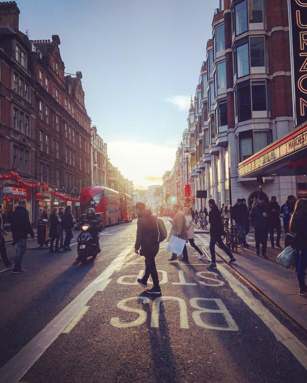 London wie es lebt