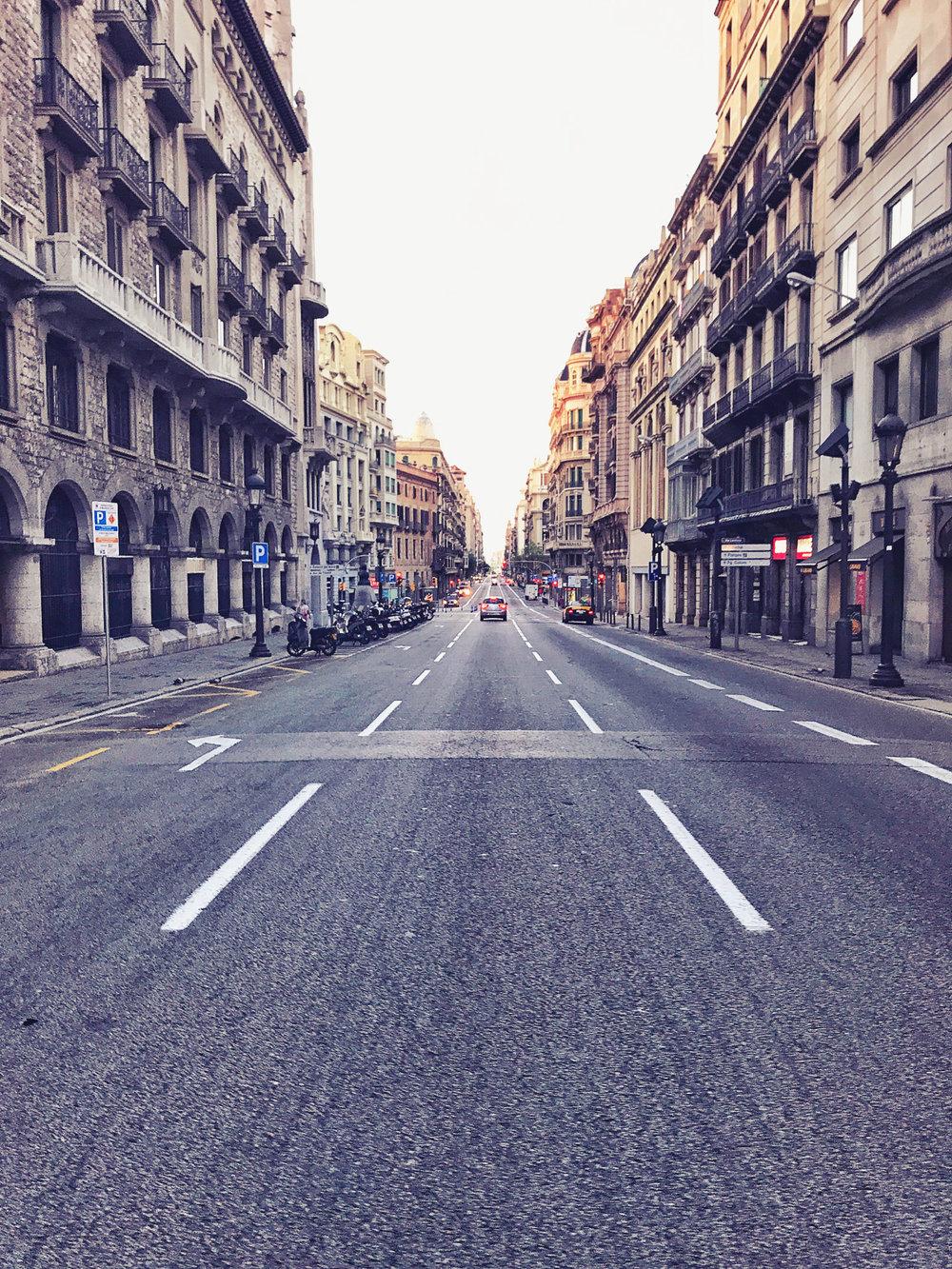 Via Laietana