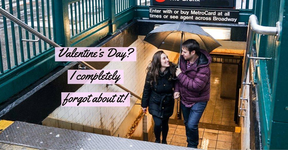 Valentine's Day Social Media Ad Campaign