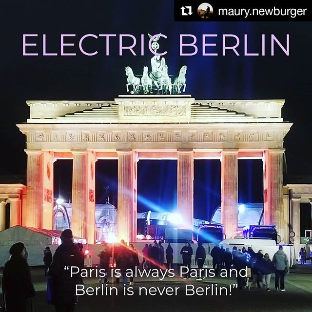 I'm loving @maury.newburger's Berlin blog and email campaign. Check it out!  #Repost @maury.newburger ・・・ Within one lifetime, Berlin has alternated between being the world's most liberated city and the most oppressed and then back again. It has been a haven for spies and artists, a stage for presidents, a pawn on a global chessboard and the unofficial capital city of Europe. It has endless rows of gray concrete housing and some of the wildest parties in the world. It's no surprise that it also just so happens to be one of the most exciting cities in the world to visit. See my guide to Berlin at http://www.maurysmeanderings.com/blog/2019/2/11/electric-berlin
