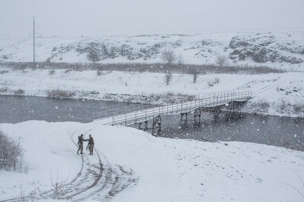 Perm company NPO Impulse is building ground FOCL to Magadan