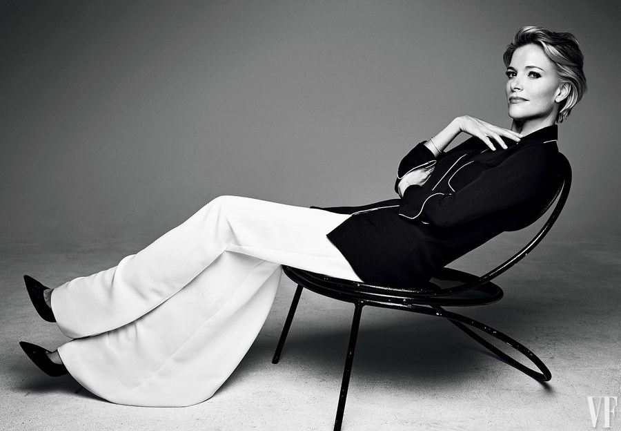 "Photograph by Patrick Demarchelier. Styled by Jessica Diehl."" [Vanity Fair]"