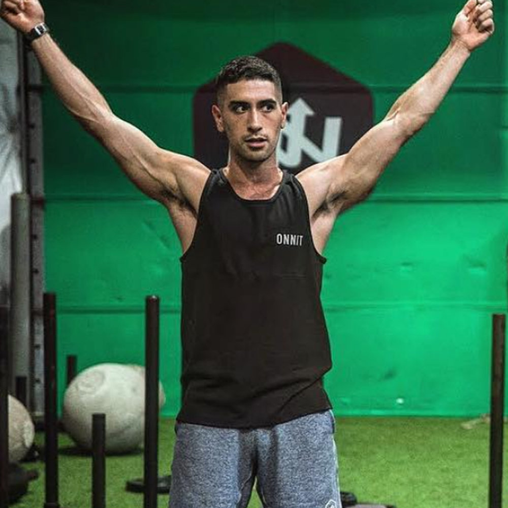 Christian Plascencia - Onnit Academy & Mobility Specialist